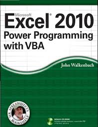 Spreadsheets For Dummies Free Excel 2010 Power Programming With Vba Free Download Ebook Dl