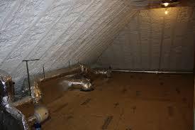 need attic insulation upstate spray foam