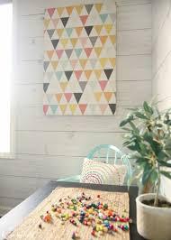 a modern farmhouse playroom makeover house by hoff