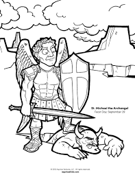 free coloring pages catholic kids