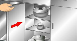 how to clean dirty kitchen cabinets how to clean a kitchen with pictures wikihow