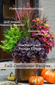 Outdoor Easter Decorations On Pinterest by Best 25 Fall Planters Ideas On Pinterest Outdoor Fall Flowers