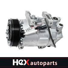 nissan altima 2013 automatic starter ac compressor u0026 a c clutch fits nissan altima 2013 2015 ebay