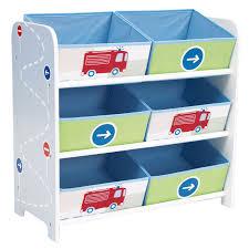 Fireman Sam Bedroom Furniture by Kids Character 6 Bin Storage Unit Bedroom Furniture Disney Peppa