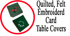 felt bridge table covers logo quilted table covers gif
