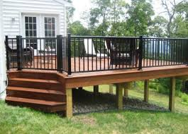 outdoor lowes deck railing balusters front porch railing