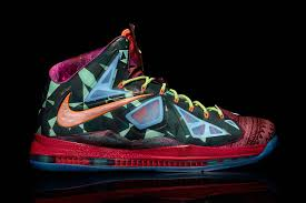 most expensive shoes nike marks lebron jamess most valuable player title with lebron x mvp shoe 2 jpg