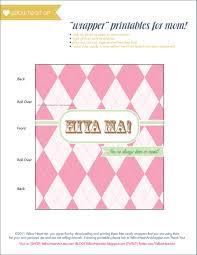 yellow heart art tutorial tuesdays free printables hi ma