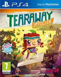 House Of Tiny Tearaways by Tearaway Unfolded Ps4 Amazon Co Uk Pc U0026 Video Games