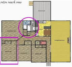 Master Suite Floor Plan Retro Ranch Reno Our Rancher Before U0026 After The Master Bedroom