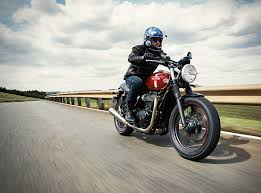 return of the triumph bonneville how to spend it