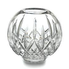 Vintage Waterford Crystal Vases Waterford Crystal Vase 14 Inch Lismore Essence Bud Vintage Marquis