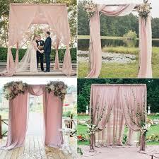 wedding ceremony decorations store height m wide purple