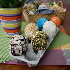 chocolate covered eggs chocolate covered rice crispy easter eggs get your tush and