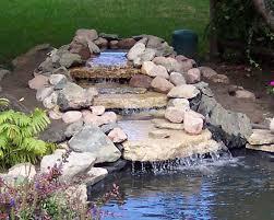 Backyard Pond Supplies by Backyard How Build Pond Pondrunning Builders Cincinnati Building