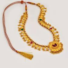 new fashion gold necklace images Traditional gold jewellery maharashtrian marathi ornaments jpg