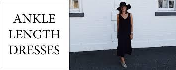 ankle length dresses lively craze