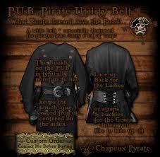 pubg utility belt p u b pirate utility belt custom wide belt for pirates