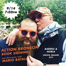Barnes And Noble Union Square Nyc Action Bronson Thursday At Barnes And Noble Union Facebook