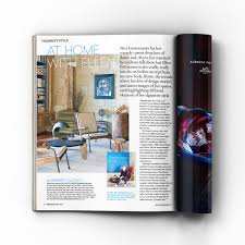 ellen degeneres home decor house u0026 home magazine philipp boltz u2013 art direction u0026 design