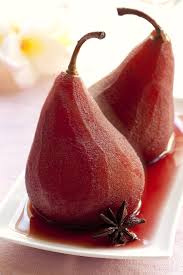 gourmet pears provence gourmet pears poached in wine