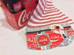 coke coaster set of four coca cola coke barbeque gifts coke towels
