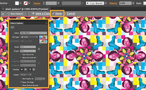textile design with photoshop and illustrator adobe photoshop cc