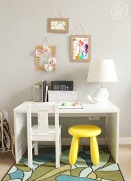 Kids Room Table by Art The Gold Jellybean
