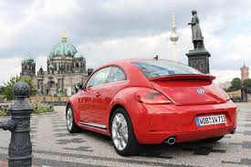 volkswagen beetle 1940 vw says u201cmore masculine u201d 2012 beetle will appeal to men