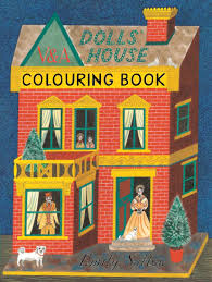 house colouring the dolls u0027 house colouring book emily sutton 9781851778058