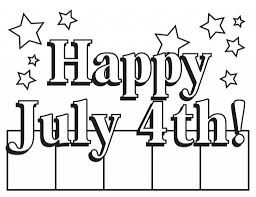 25 4th of july coloring pages coloringstar