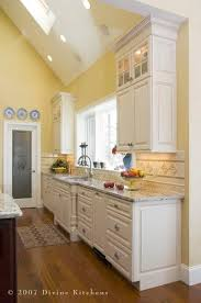 perfect light yellow kitchen cabinets kitchens inside design