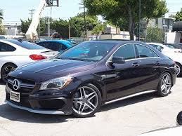 mercedes cla45 amg for sale used mercedes 45 amg for sale with photos carfax