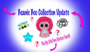 beanie boo collection update pony mystery figure