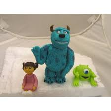 monsters inc cake toppers monsters inc baby shower cake toppers lovely monsters inc cake
