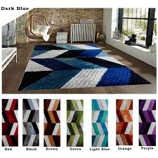 Green And Brown Area Rugs Modern Contemporary Shag Shaggy Dark Blue Light Blue Red Black
