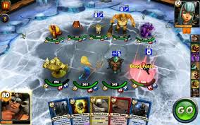 tcg android card king wars is a free to play trading card battle