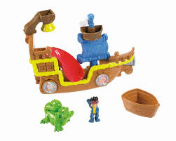 amazon fisher price jake land pirates splashin