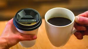 Types Of Coffee Mugs A Redesigned Coffee Lid That Totally Changes The Drinking