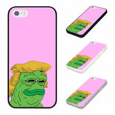 Meme Case - meme trump pepe the frog funny rubber phone case cover fits iphone