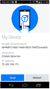 android device finding your android device identifiers tune help