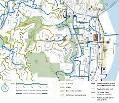 Map Portland Or by Walking And Running Transportation U0026 Parking Ohsu