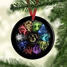 custom ornaments shop mtg custom ornaments housewares carthook checkout christmas