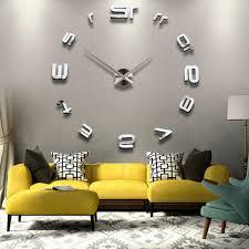 Wohnzimmer M El R K Ideen Geräumiges Wanduhr Design Wohnzimmer Zeitmaschine I 80 Cm
