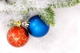 christmas decoration backgrounds for presentation ppt