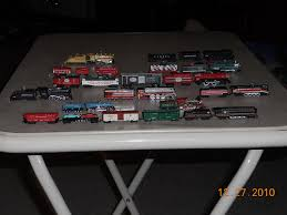 model railroad hallmark