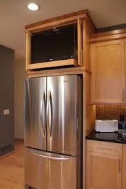 kitchen tv ideas reader redesign bring your tuxedo tvs kitchens and kitchen tv