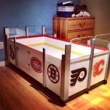 Best Keris Room Ideas Images On Pinterest Hockey Stuff - Boys hockey bedroom ideas