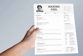 Best Resume Templates 2014 Best Free Professional Cv Resume Template 2014 B 2 A Graphic