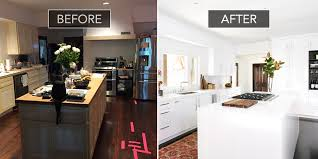 christina applegate kitchen makeover kitchen design before and after